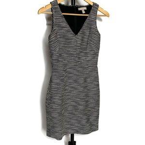 Banana Republic Heathered Grey Business Dress
